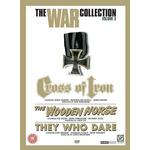 War Horse Filmer The War Collection Volume 3 (Cross of Iron / The Wooden Horse / They Who Dare ) [DVD]